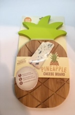 Pineapple Cheese board LARGE