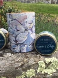 Hand Crafted Soy Wax Candle by Kim Hovell SWATCH