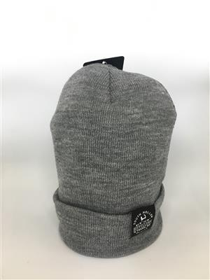 South Hollow Spirits Winter Hat - Grey LARGE