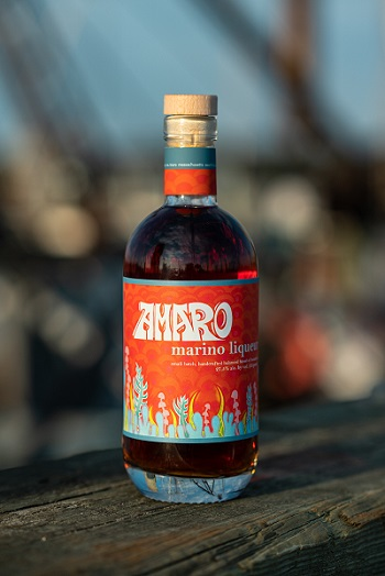 Amaro Marino liqueur (750ml) LARGE