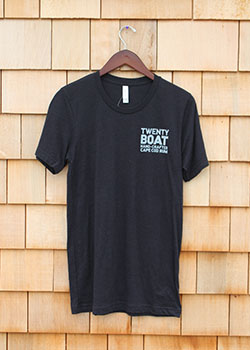 Twenty Boat T-Shirt