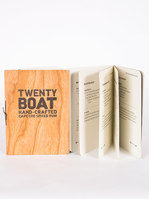 Twenty Boat Recipe Book