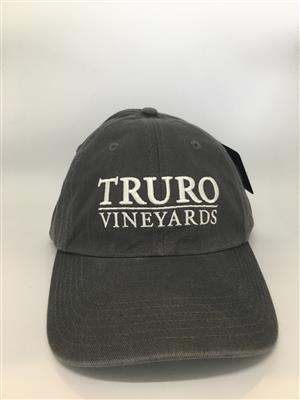 Truro Vineyards Cap - Grey LARGE