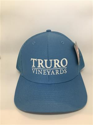 Truro Vineyards Hat - Light Blue LARGE