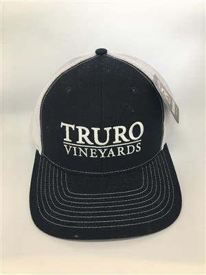 Truro Vineyards Hat - Navy LARGE