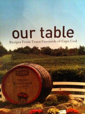 Our Table, cookbook. 2nd Edition MAIN