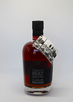 Twenty Boat Cask Finish Reserve Rum (750ml) THUMBNAIL