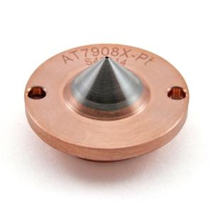 Platinum Skimmer Cone with Copper Base for Agilent 7900 with x lens[11-6769]