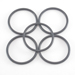Skimmer Cone O-ring - Viton - 5 Pack for ELAN DRC/6x00/9000 [23-1012] THUMBNAIL