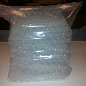 15mL Polypropylene Round Bottom Tubes pkg of 100 x 10 [50-2001ZIP] Mini-Thumbnail