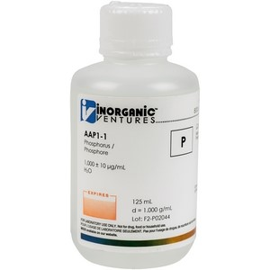 1,000 ppm P in Water [30-AAP1] LARGE