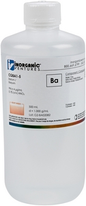 1,000 µg/mL Barium, 500mL [30-CGBA1-5] MAIN