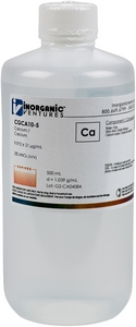 10,000 µg/mL Calcium, 500mL [30-CGCA10-5]