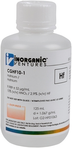 10,000 µg/mL Hafnium, 125mL [30-CGHF10-1]