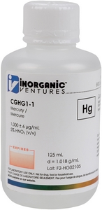 1,000 µg/mL Mercury, 125mL [30-CGHG1-1]