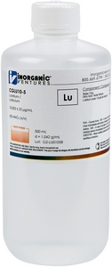 10,000 µg/mL Lutetium, 500mL [30-CGLU10-5]