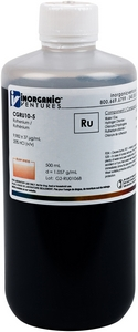 10,000 µg/mL Ruthenium, 500mL [30-CGRU10-5]