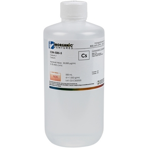 Ionization Buffer - 5% Cesium - 500mL [30-CSN-ISB5-5]