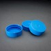 Blue Screw Cap for 50mL Digestion Vessel [50-8040B] THUMBNAIL