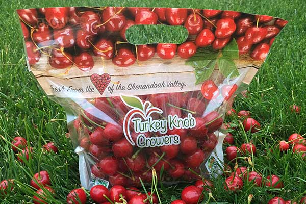 Turkey Knob Cherries