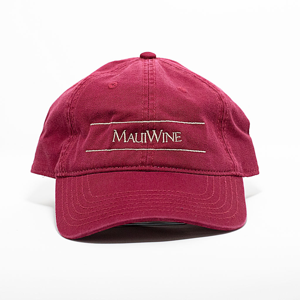 Canvas MauiWine Hat [Red] MAIN