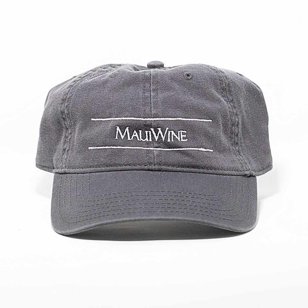 Canvas MauiWine Hat [Gray] MAIN