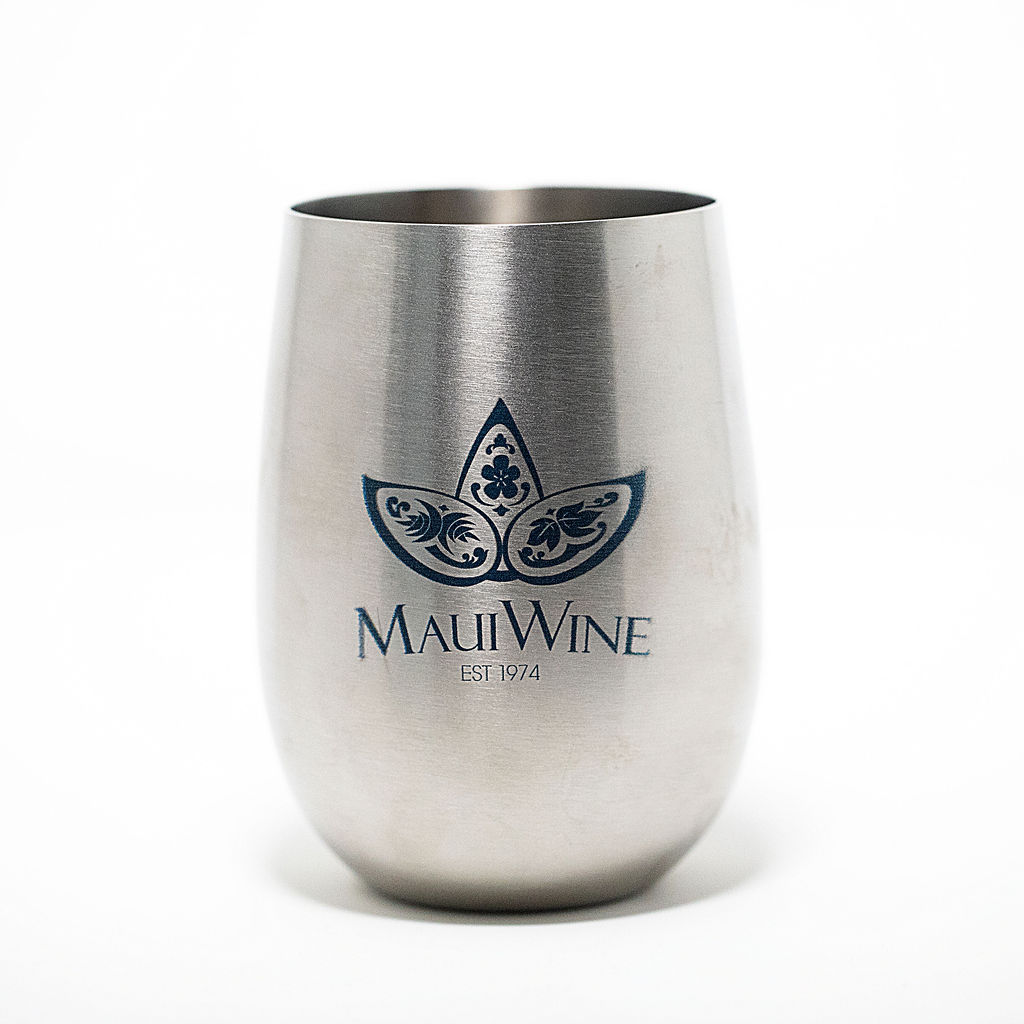 Maui Wine Stainless Tumbler Set THUMBNAIL