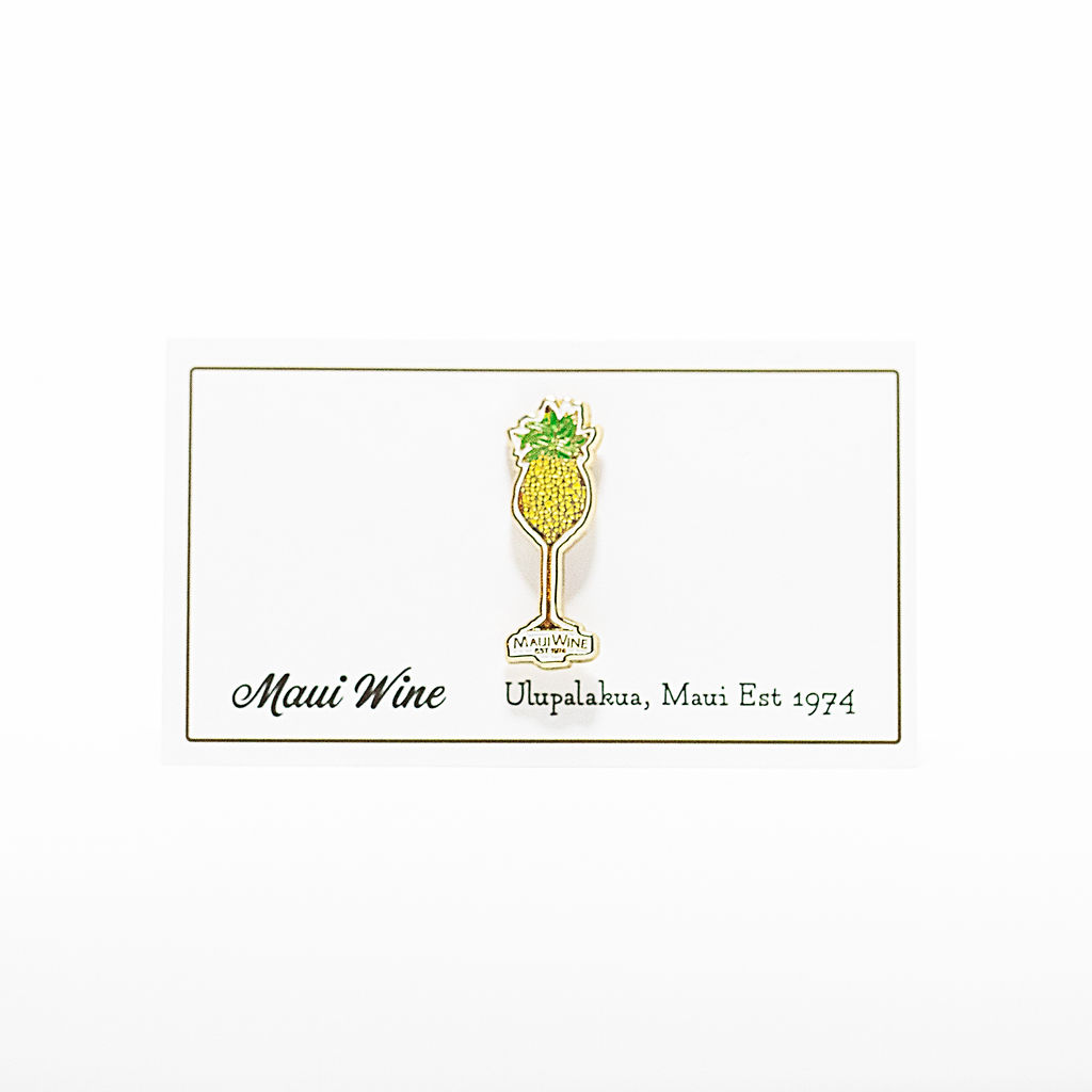 Pineapple Pin THUMBNAIL