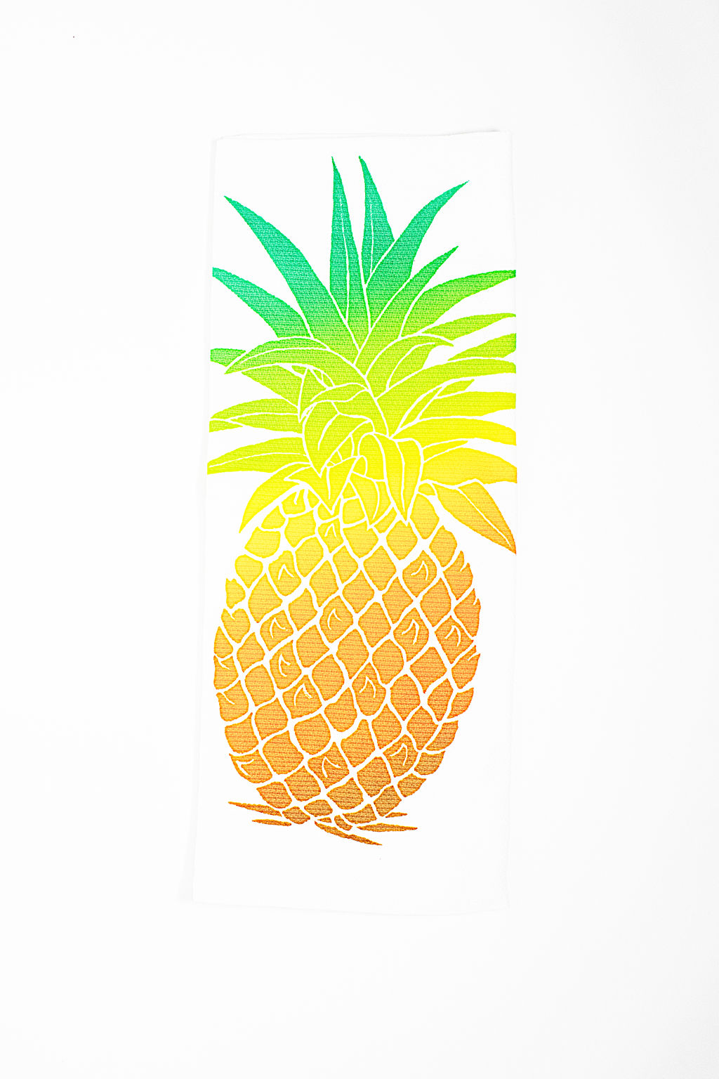 Pineapple Kitchen Towel MAIN