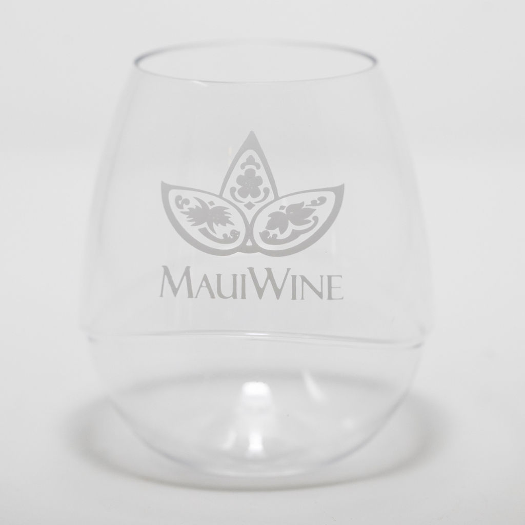 Maui Wine Acrylic Tumbler Set [White] MAIN