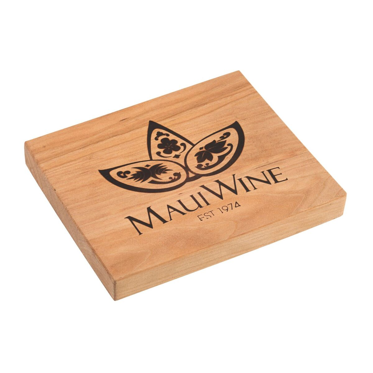 Maui Wine Branded Cheese Board