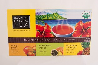 Hawaiian Natural Teas Combination Box