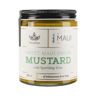 Maui Sweet Onion Mustard MAIN