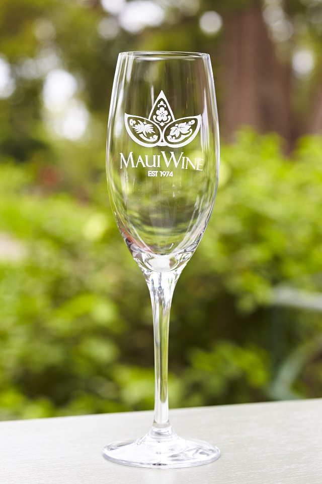 Set of 2- Logo Flutes