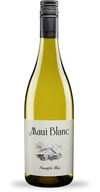 Maui Blanc Throwback Label