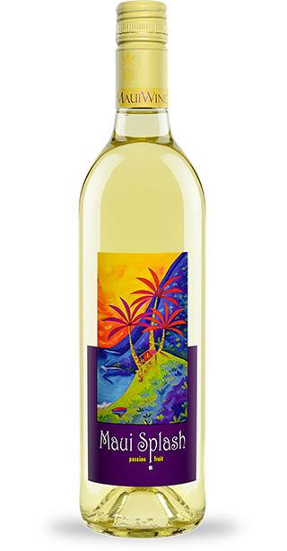 Maui Splash Pineapple Wine with Passionfruit MAIN