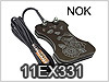 "11EX331, ""NOK"" Spain Foot Switches THUMBNAIL"