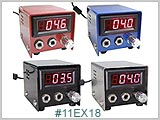 11EX18 Digital Display Traveler