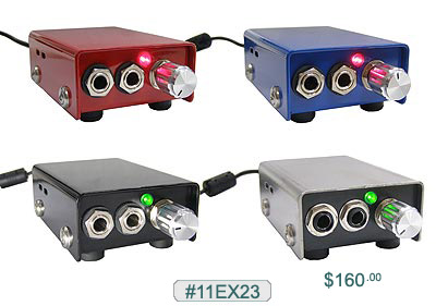 11EX23 Mini-Traveler Power Supply
