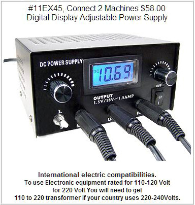 11EX45, Adjustable Power Supply MAIN