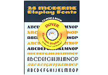 24 Moderne CD-ROM & Book THUMBNAIL