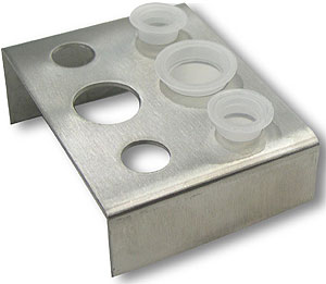 24S3025 Stainless Small Ink Cup Holder MAIN