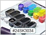 24SK3034,  Wash-Trays for Ink Mixing and Washes