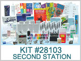 Second Station Complete # 28103 THUMBNAIL