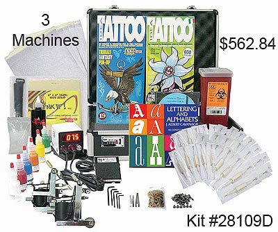 28109 Tattoo Kit MAIN