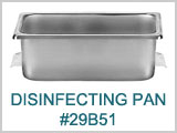 29B51, Disinfecting Pan