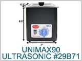 29B71, Unimax90 Ultrasonic Cleaner