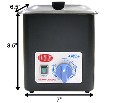 29B71 Unimax90 Ultrasonic Cleaner MAIN