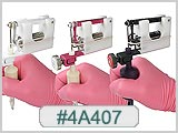4a407 Swiss White Body Tattoo Machines