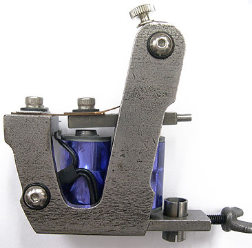 Lucky 7 Old Timer Iron Shader Tattoo Machine # 4a-4726, Shader,